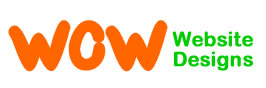 wow website design logo